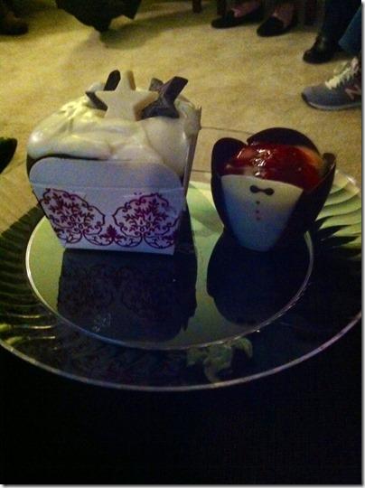 Gina dessert
