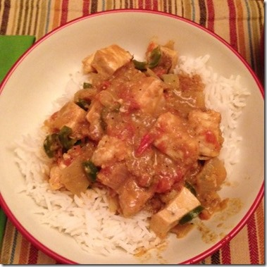 swordfish curry